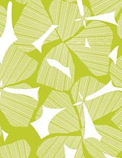 LUCKY -polttopainettu vihreä