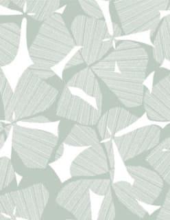 LUCKY -polttopainettu vaaleanvihreä