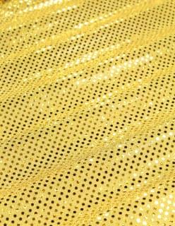MINU-paljetti keltainen
