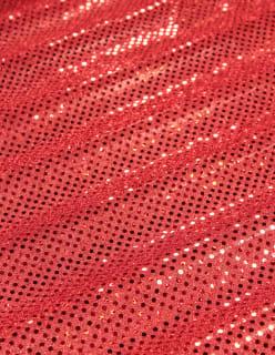 MINU-paljetti punainen