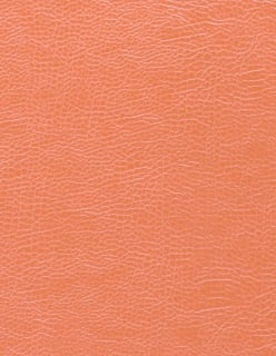 NAPA -keinonahka oranssi