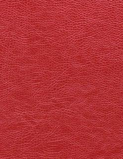 NAPA -keinonahka tummanpunainen