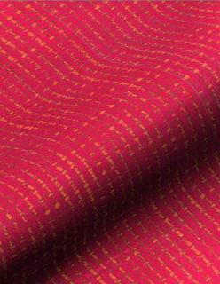 NATURA -verhoilukangas punainen