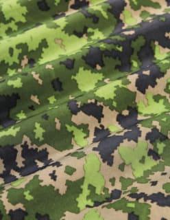CAMO RAINCOAT M05 tummanvihreä
