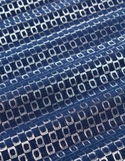 LAMINA -jacquard sininen