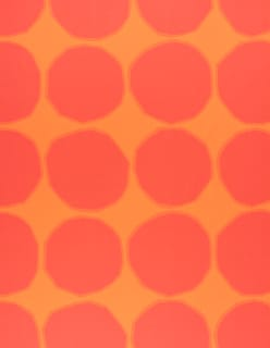 KIVET -paloturv. verhokangas oranssi