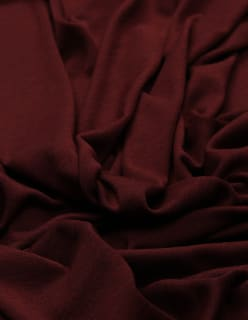 MERINOVILLA tummanpunainen