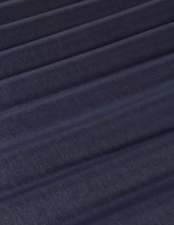 DENIM CHAMBRE tummansininen