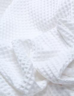 LUOSTO -vohveli valkoinen