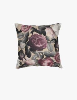 BOUQUET -tyynynpäällinen 45x45 cm lila