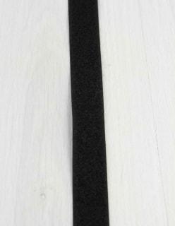 TARRANAUHA 2cm ommeltava, pehmeä puoli musta