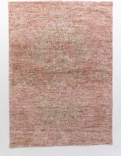 TÄHTISUMU -matto 200x300 cm roosa