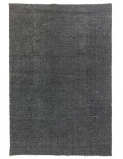 LANKKU -matto 80x150 musta