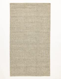 AINO -matto 80x150 cm vaaleaharmaa