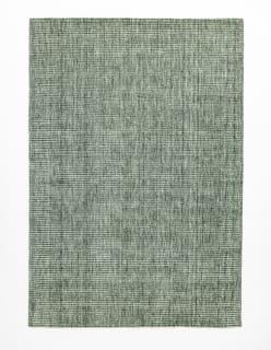 LOUHI- matto 160x230 cm vihreä