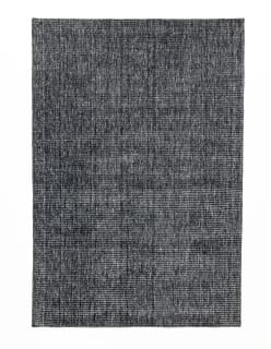 LOUHI -matto 200x300 cm tummaharmaa