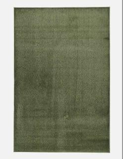 SATINE POLYAMIDIMATTO 133x200 vihreä