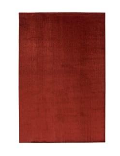 SATINE POLYAMIDIMATTO 160x230 punainen