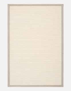 TUNTURI MATTO 80x250 cm luonnonvalkoinen