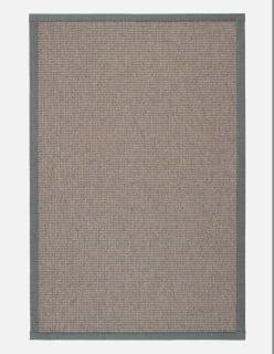 TUNTURI MATTO 80x250 cm harmaa
