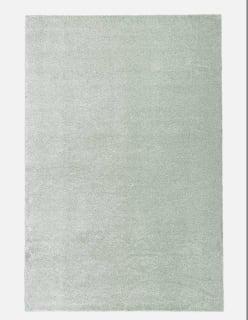 HATTARA MATTO 160x230 cm vaaleanvihreä