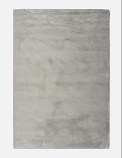 SILKKITIE MATTO 160X230 cm vaaleaharmaa