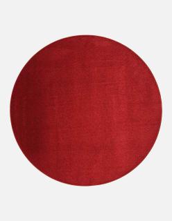 SATINE POLYAMIDIMATTO D240 cm punainen