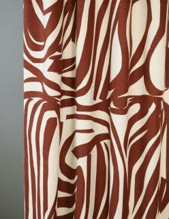 JOKURAITA -puuvillapellavakangas viininpunainen
