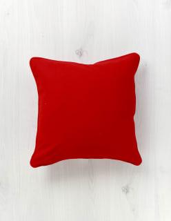 KIKI -tyynynpäällinen 45x45 cm punainen
