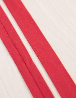 TRIKOOVINONAUHA 20mm punainen