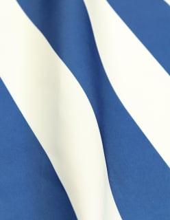 STRIPE -paloturv. verhokangas sininen