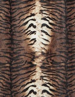 BONGO -keinonahka ruskea