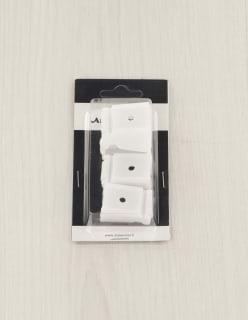 IP YLEISKANNATIN 98311 4cm, 4kpl valkoinen