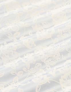 MONROE -jacquard vaaleansininen