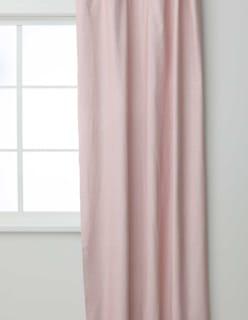 HORISONTTI -pimennysverho vaaleanpunainen