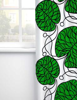 BOTTNA -puuvillakangas vihreä