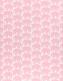 ELEFANTTI vaaleanpunainen