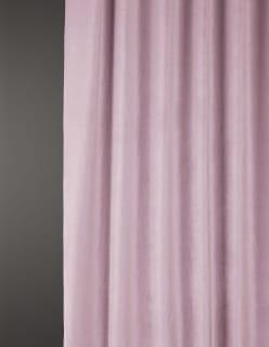 OTTOMAN -sametti vaaleanpunainen