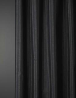 SOINTU -akustoiva verhokangas musta