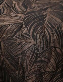 LEHVÄOKSAT -tikki ruskea