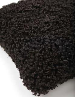 KIHARA -tyynynpäällinen 45x45 cm musta