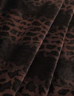 LIVIANA -turkis dark brown