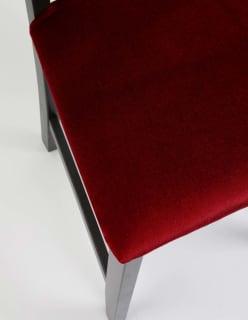 EXCELSIOR -mohairsametti punainen