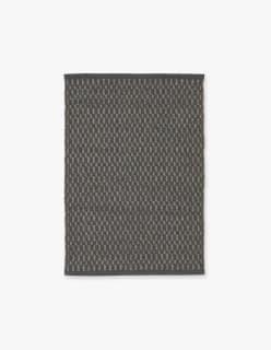 VIILU -matto 60x90 ruskea