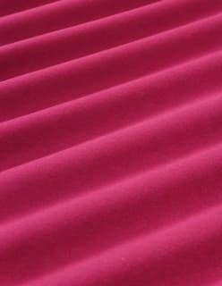 PUUVILLA FLEECE tummanpunainen