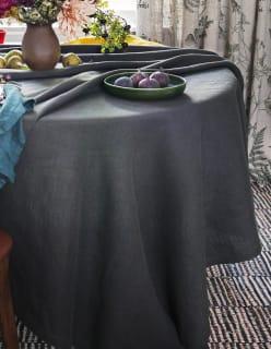 BRUGGE -pellava musta