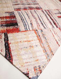 PUNOS -matto 135x200 cm harmaa