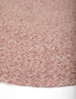 SAARI -matto D140 roosa