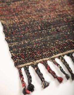 RUUHI -matto 160x230 cm musta
