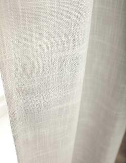 TUOKIO -verho 135x250 cm luonnonvalkoinen